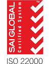 Sai Global - iso 22000